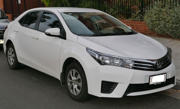 Toyota Corolla Altis Car Model Review
