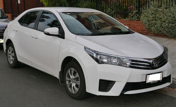 Toyota Corolla Altis Car Model Review