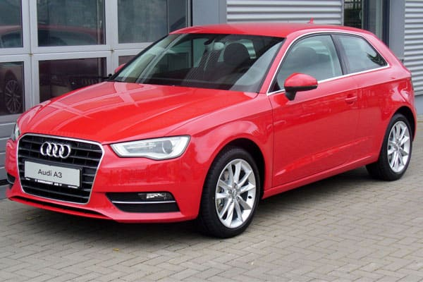 Audi A3 Car Model Review