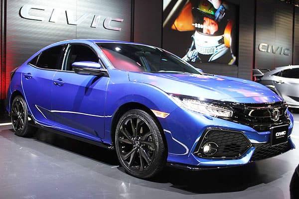 Honda Civic Car Model hatch