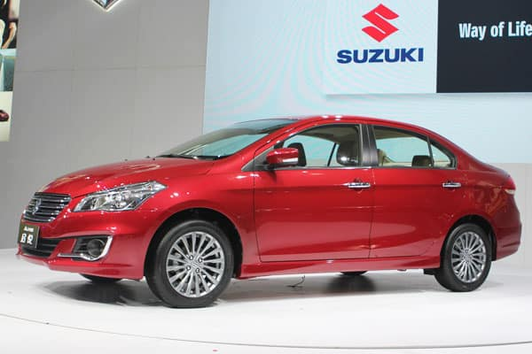 Suzuki Ciaz car model
