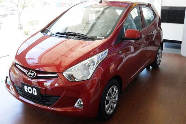 hyundai eon car model review