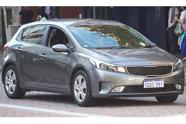 kia forte hatchback car model review