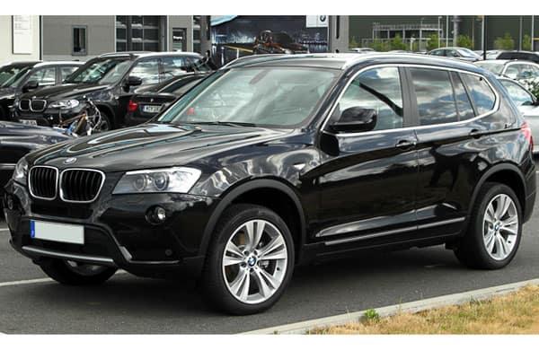 BMW X3 Car Model Review