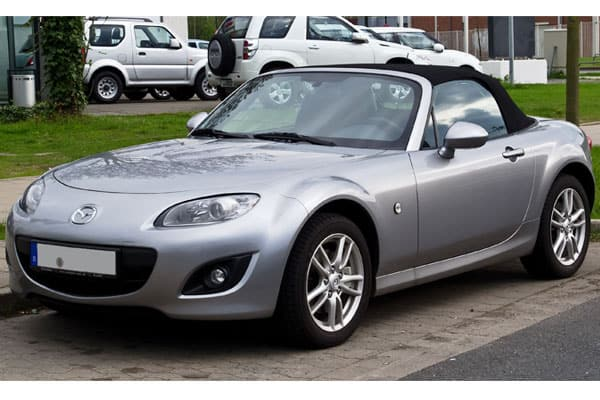 Mazda MX-5 car model review