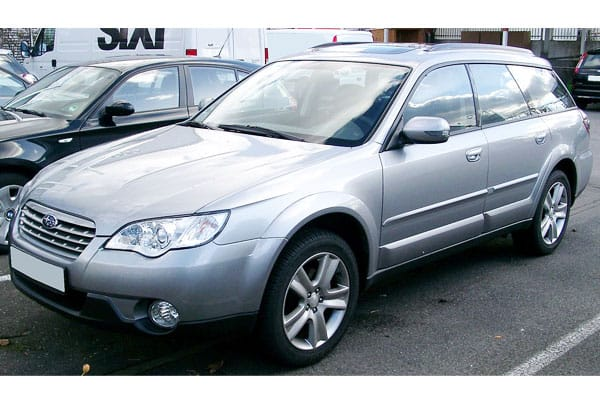 Subaru Outback car model review