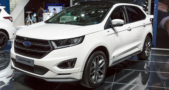 Ford Edge Car Model