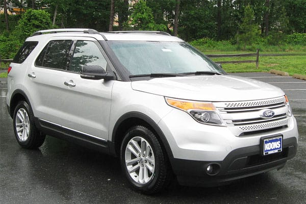 Ford Explorer car model review