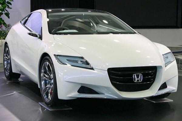 Honda CR-Z car model review