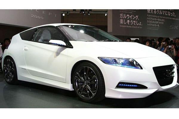 Honda CR-Z car model