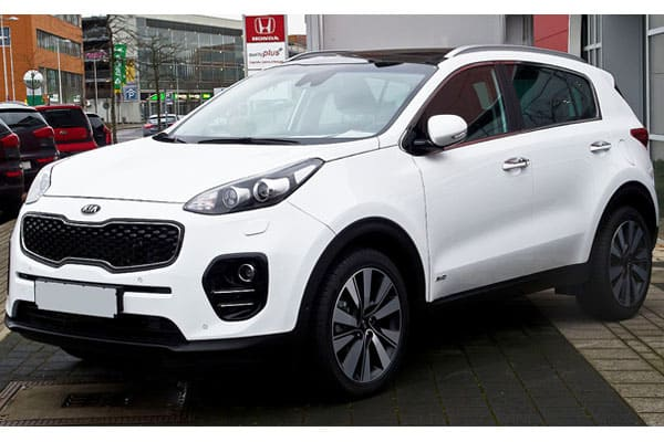 Kia Sportage Car Model Review