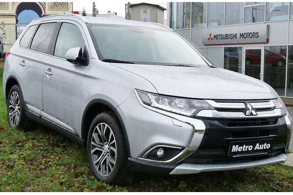 Mitsubishi Outlander car model review