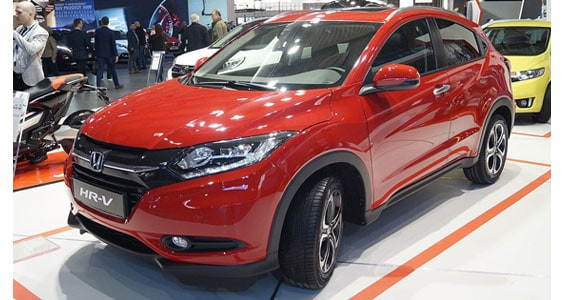 Honda HR-V car model