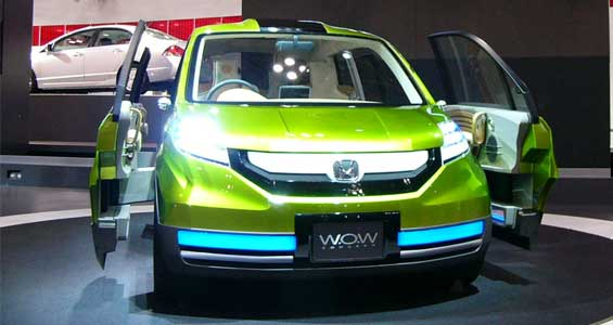 Honda Wow Car model