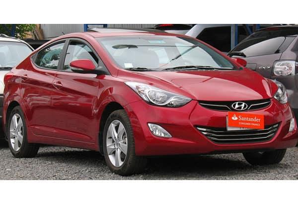 Hyundai Elantra Car Model Detailed Review