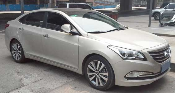 Hyundai Mistra car model