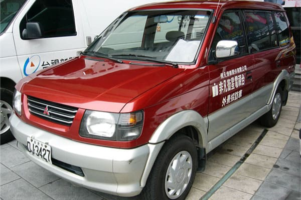 Mitsubishi Adventure Car Model Review