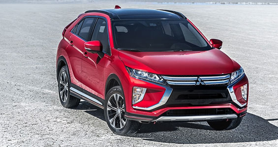 Mitsubishi Eclipse Cross car model