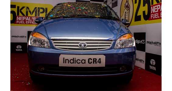 Tata Indica car model