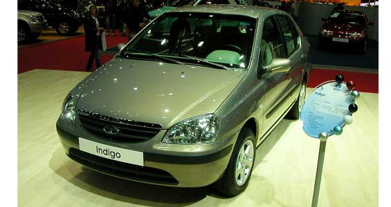 Tata Indigo Car model