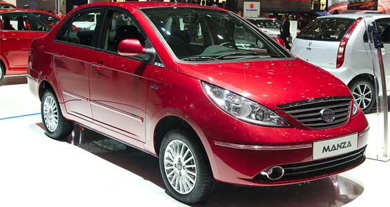 Tata Manza car model