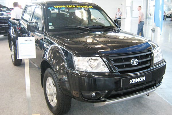Tata Xenon car model review