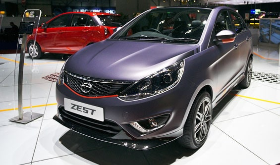 Tata Zest Car Model