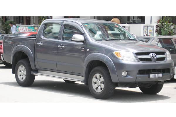 Toyota Hilux Car Model review