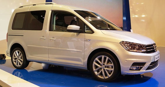 Volkswagen Caddy car model