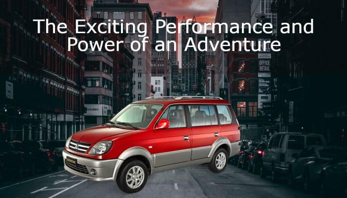 Mitsubishi Adventure Car Model Review