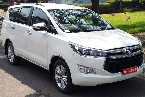toyota innova car model review