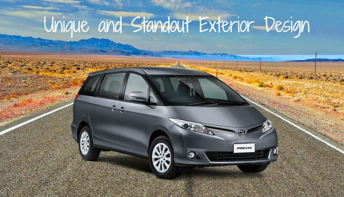 Toyota Previa Car Model Review