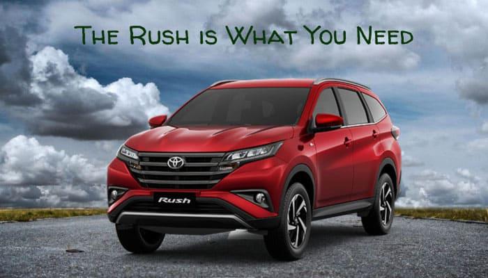Toyota Rush Car Model Review