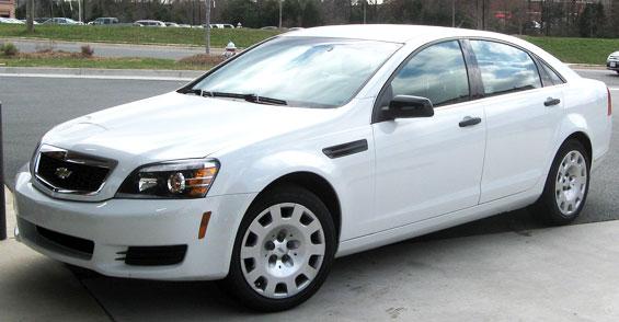 Chevrolet Caprice car Model