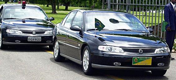 Chevrolet Omega Car Model