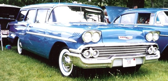 Chevrolet Yeoman Car Model