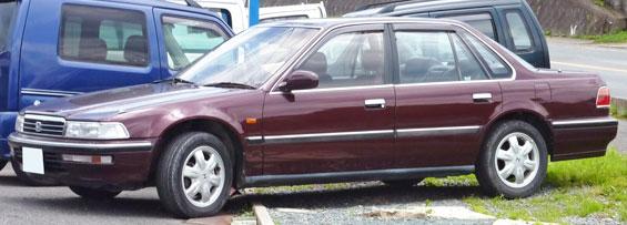 Honda Ascot Car model