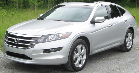 Honda Crosstour Car Model