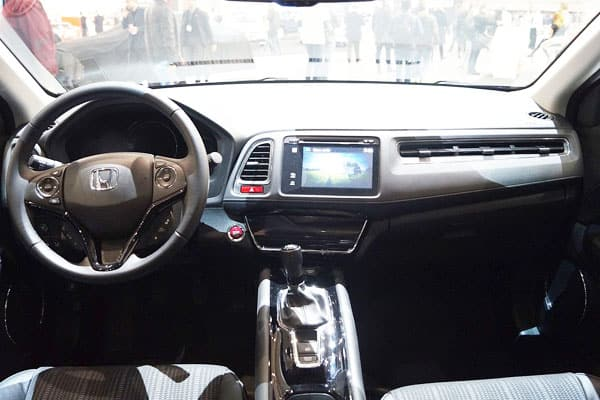 Honda HR-V Interior