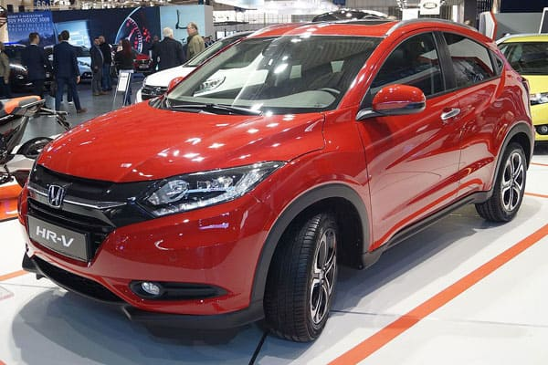 Honda HR-V car model review