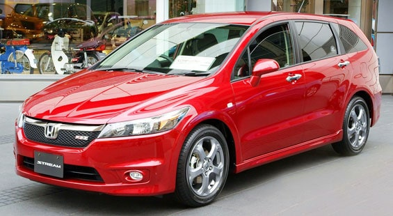 Honda Stream car model