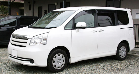 Toyota Noah car model