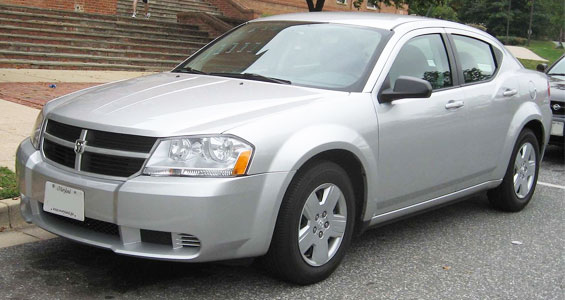 Dodge Avenger Car Model