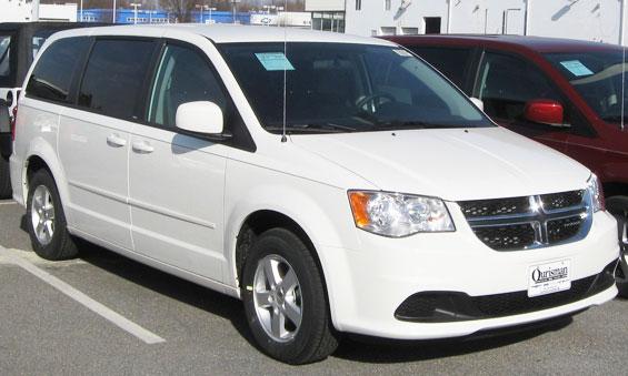 Dodge Caravan Car Model