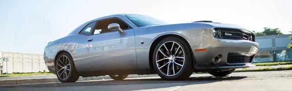 Dodge Challenger Exterior