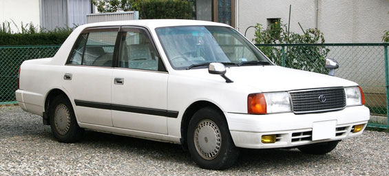 Toyota Comfort Car Model