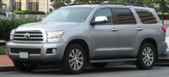 Toyota Sequoia Car Model
