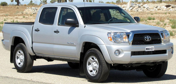 Toyota Tacoma Car model