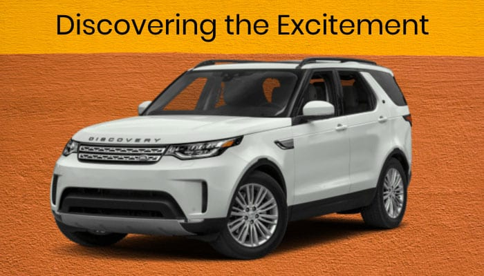 Land Rover Discovery Car Model Review