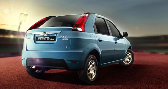 mahindra verito vibe car model